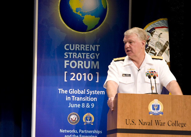 current strategy In mid june, the us naval war college hosted its 66th annual current strategy forum in newport, rhode island the college billed the event under the general title, strategy and maritime power.