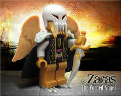 Zaras, the Forged Angel