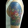 tattoo by jun zaramella