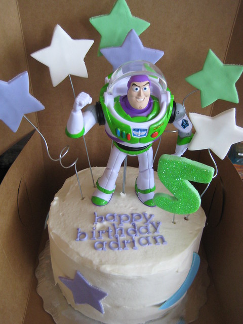 Buzz Lightyear Cake Pan