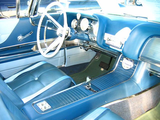 1960 Ford Thunderbird Interior Flickr Photo Sharing
