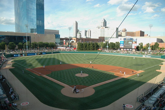 Indianapolis Indians Victory Field 2018 Sale