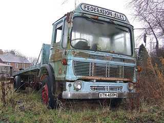 Federation Brewery AEC Mercury