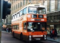 GM Buses 8627 ANA 627Y