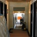 Waldorf Hotel | The hotel hallway