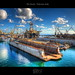The Docks - Palermo, Italy (HDR) by farbspiel