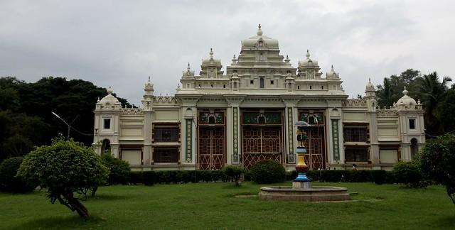 mysore attractions jagmohan palace
