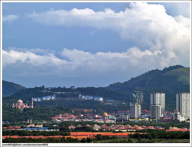 UMS, 1Borneo dari Bukit Padang