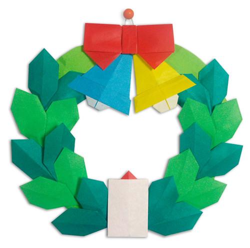 Christmas Origami : サンタクロース折り紙折り方簡単 : すべての折り紙