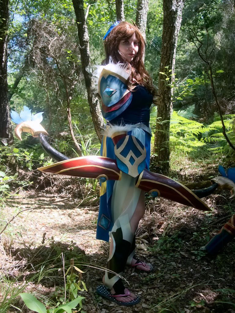 related image - Shooting Mirana - Dota 2 - Vallon des Escarcets - 2017-06-17- P2100505