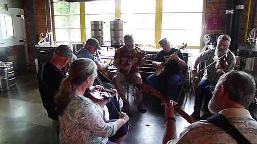 Musicians Circle at Claussen
