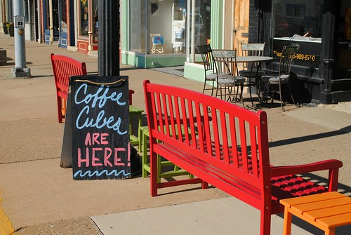 Coffee Cubes, Princeton Illinois