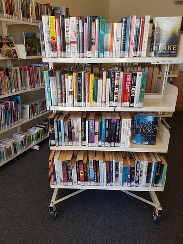 Manildra Library, NSW, 14 June 2016