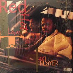 RED HOT LOVER TONE:#1 PLAYER(JACKET A)