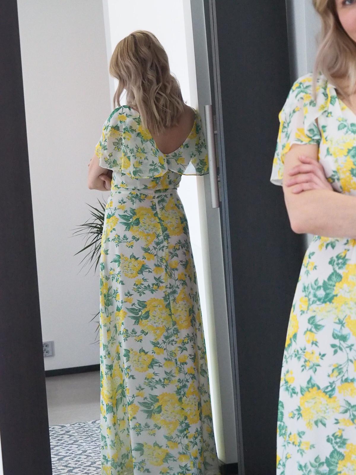 Oasis Finland Maxi Dress