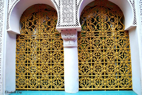 maroco012015 elisabethgaj afryka trael marrakech architecture building d windows
