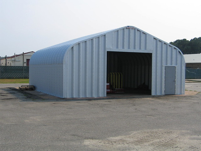 Steelmaster metal government warehouse flickr photo for Garden shed builders warehouse