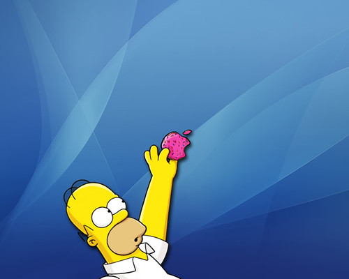 Homer_Apple_by_Palimero