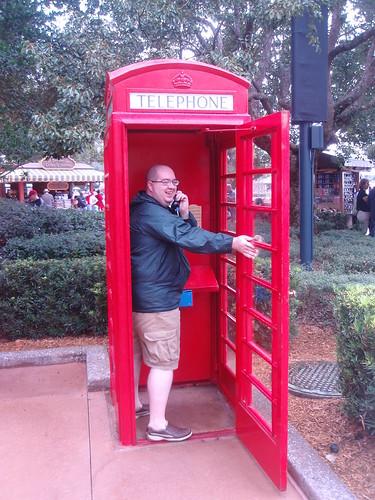 I'm calling Britain!