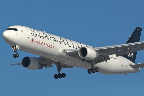 Air Canada Boeing 767-300ER C-FMWY