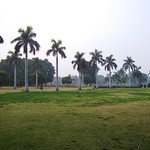 Purana Quila  Lawns