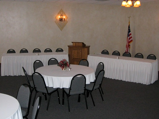 Greenville Party Room
