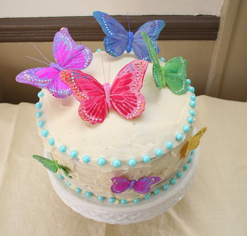 Butterfly Cake | Flickr - Photo Sharing!