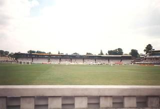 Edgbaston - Warwickshire CCC - 1994