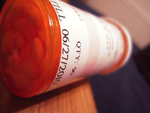 photoXanax Bottle