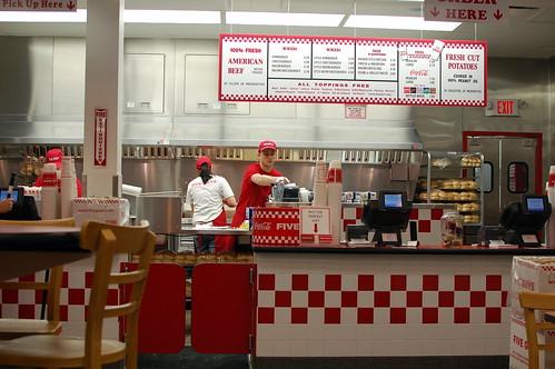 comer fast food nos EUA