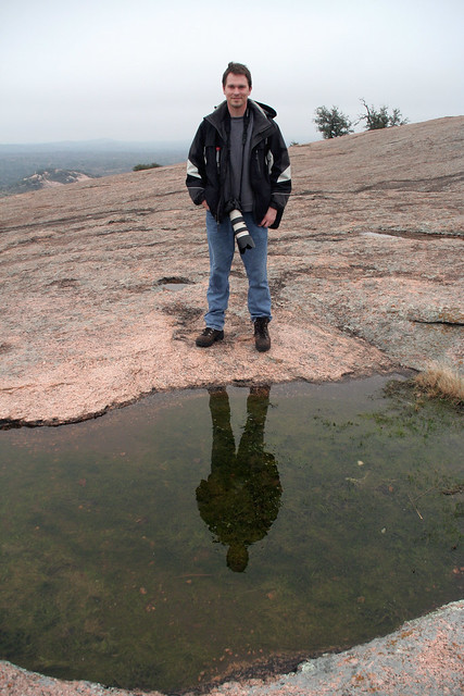 Me (At Enchanted Rock)