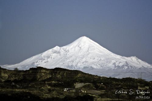 Vista desde Chachapa