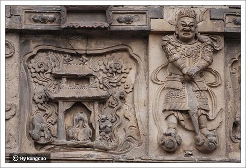 图5-2佛教故事浮雕