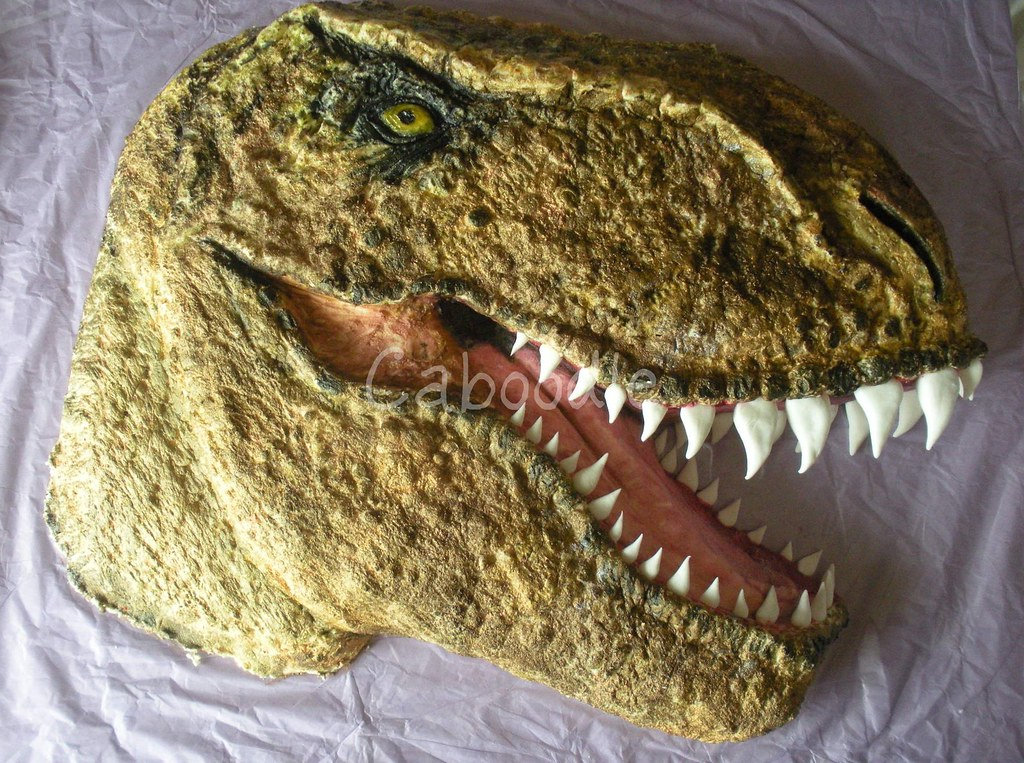 Image Result For Trex Small Cake