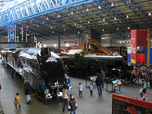 National Railway Museum: The Great Hall