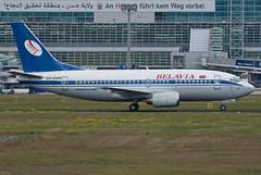 Belavia Belarusian Airlines Boeing 737-5Q8 EW-290PA (37436)