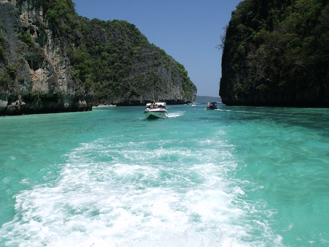 Phi phi islands southern thailand