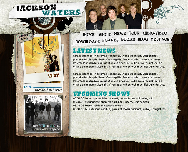 Jackson Waters