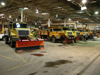 Willoughby, Oh Snow Plow Fleet