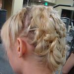 braided hair photo