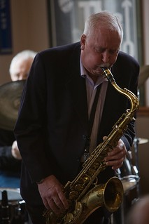 Mr Brooker Sax