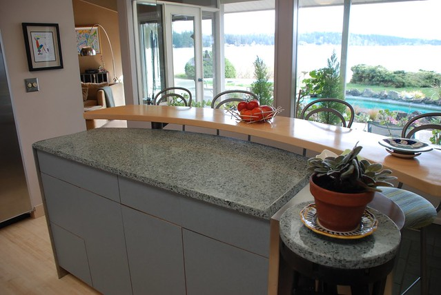Alternatives To Granite Countertops : Vetrazzo alternative to granite countertops (28) Flickr - Photo ...