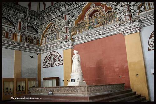 412 - Thanjavur palace
