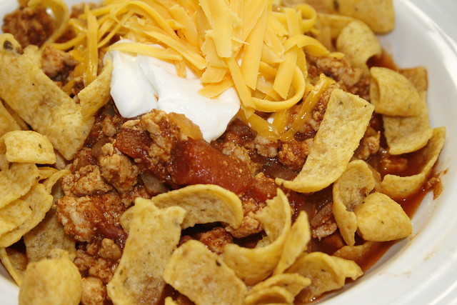 Frito Chili Pie | Flickr - Photo Sharing!