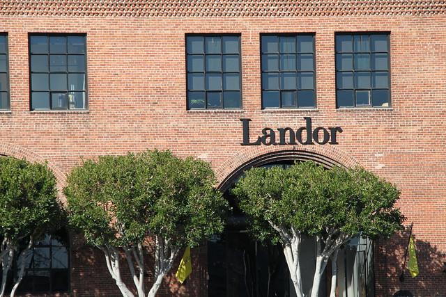 Header of Landor