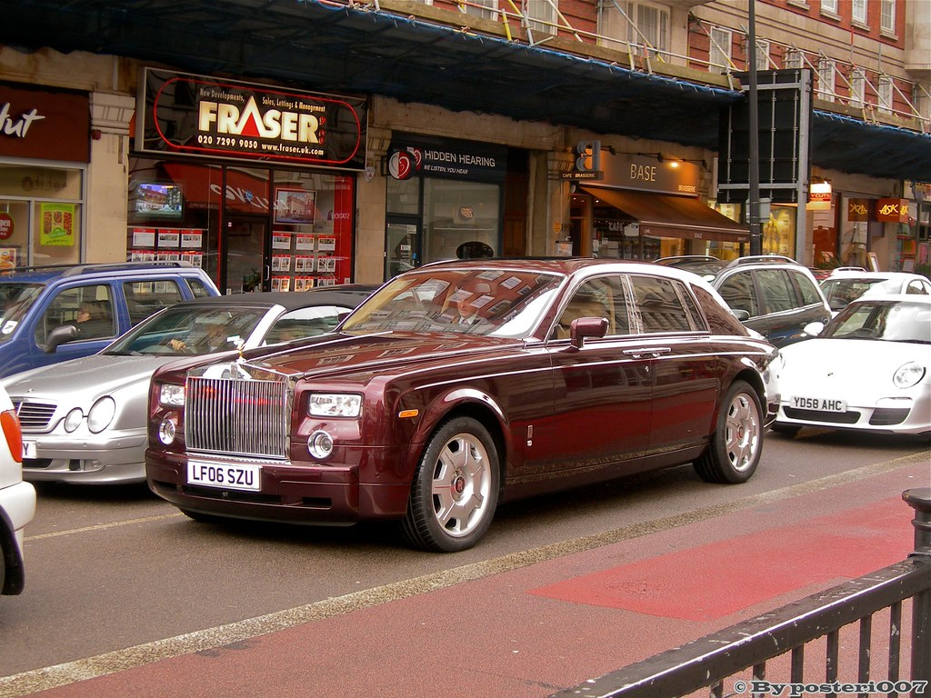 rolls royce phantom beverly hills edition a photo on