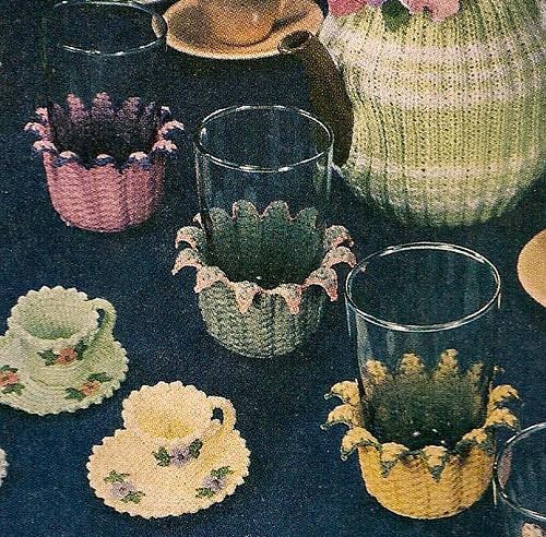 Garden Tea Cozies Pattern [PS027] - $6.99 : Maggie Weldon, Free
