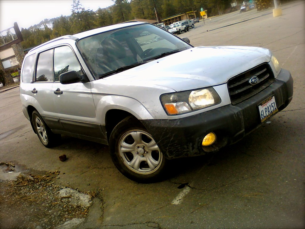 Silver Forester Page 75 Subaru Forester
