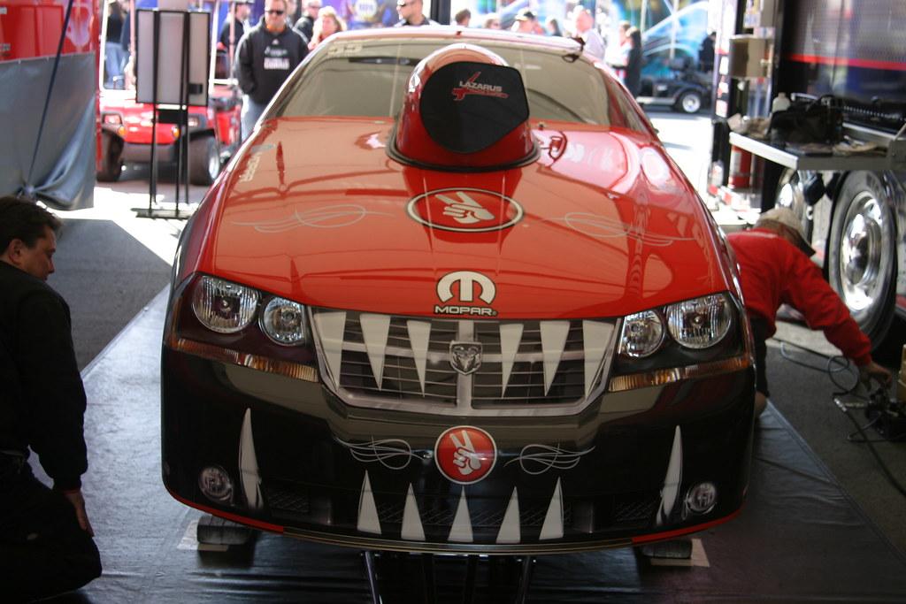 V. Gaines - Mopar Pro Stock Racer
