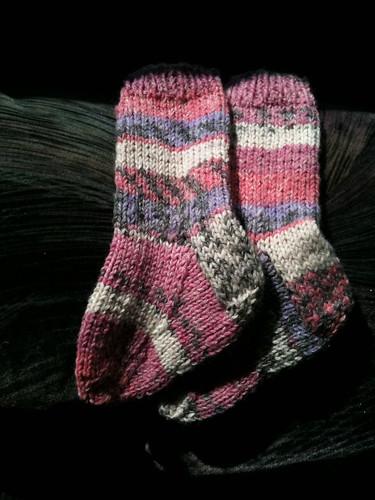 Little Bitty Baby Socks